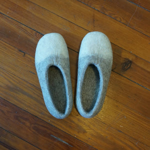 Women's Wool Slippers