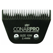 ConairPRO Pet #PGRRB10WP Steel Pet Clipper Replacement Blade Size 10W