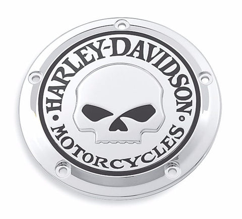 Harley-Davidson Motor Co. Left Side Medallion