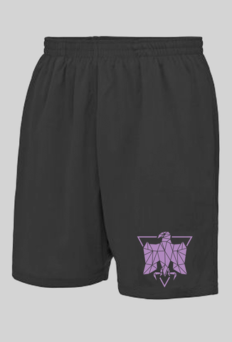 Gym Shorts - Fracture Logo