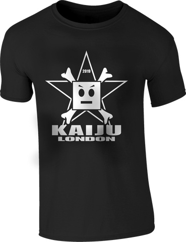 Kaiju London 2019 Shirt - S, L and 3XL only