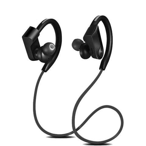 Bluetooth Noise Cancelling Headphones With Ear Hook - Create Your Fitness