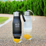 Fruit Infuser Water Bottle - Create Your Fitness