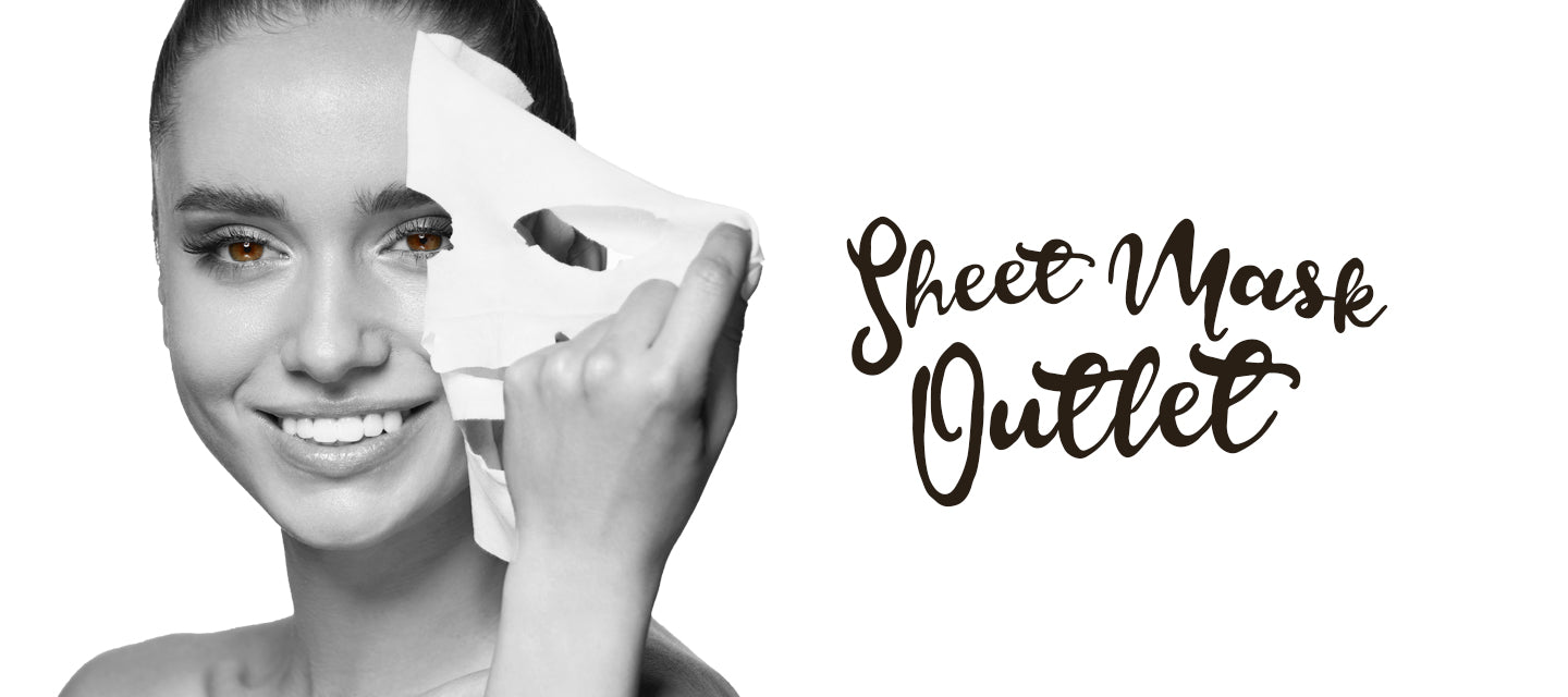 Sheet mask outlet | SKINiD.se