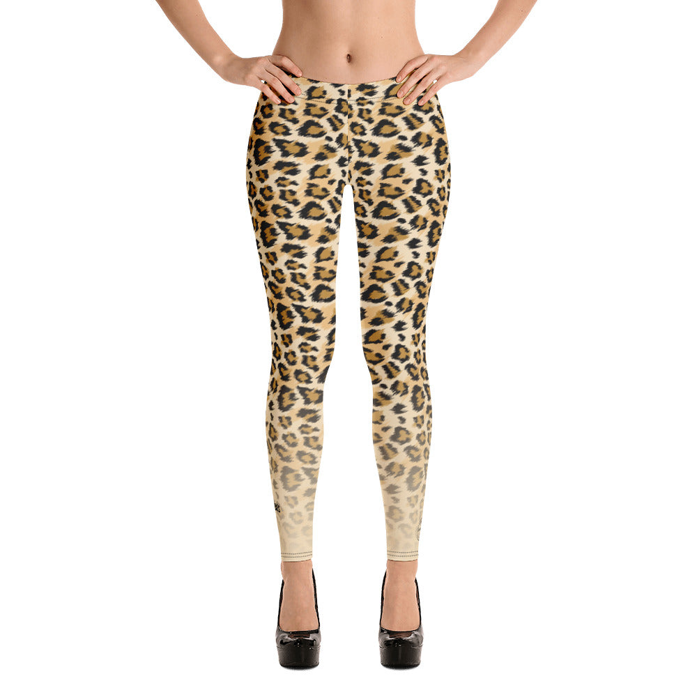 Queen Vibes | Leopard | Leggings