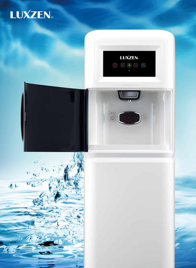 LuxZen® Water: Hydrogen Enriched Water Purifier & Dispenser