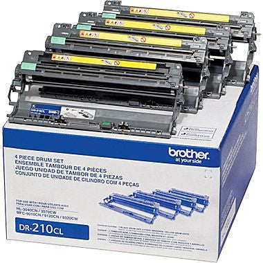 Brother DR-210CL Drum Cartridge (DR210CL)