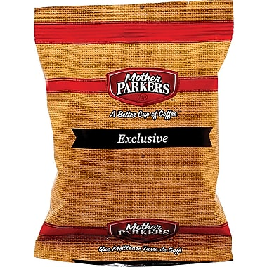 Mother Parkers Exclusive Ground Coffee (42 packs x 1.75 oz)