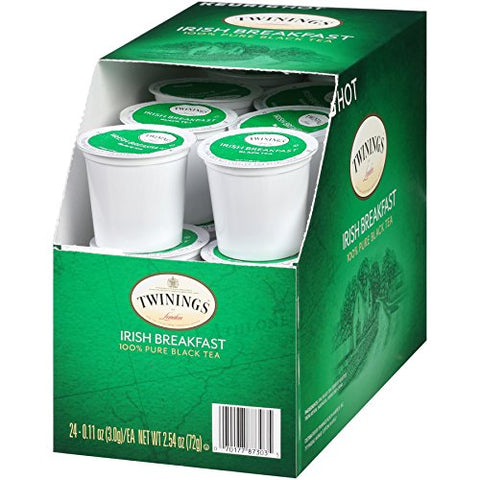 Twinings® Irish Breakfast Tea K-Cup® Tea Pods (24 Pack)