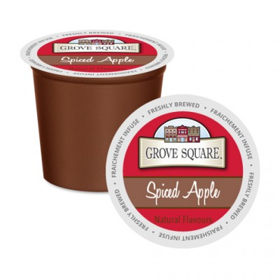Grove Square Spiced Single Serve Hot Apple Cider (24Pack)
