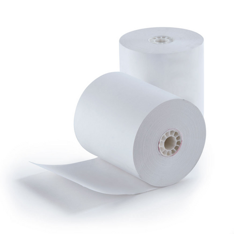 "3 1/8"" x 200FT - POS Thermal Paper Receipt Rolls 50 rolls/Case"