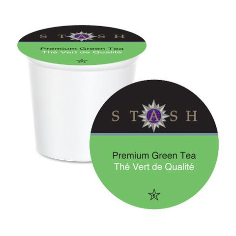 Stash Premium Green Single Serve Tea (24 Pack)