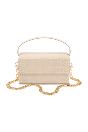 Ida Beige (Small) with Chain