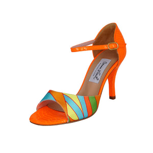 Exclusive Comme il Faut Tango Shoes - Pucci 8cm