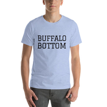 Buffalo Bottom Short-Sleeve Unisex T-Shirt