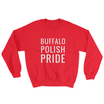 Buffalo Polish Pride Sweatshirt