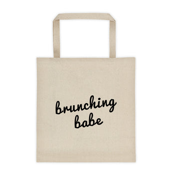 Brunching Babe Tote bag