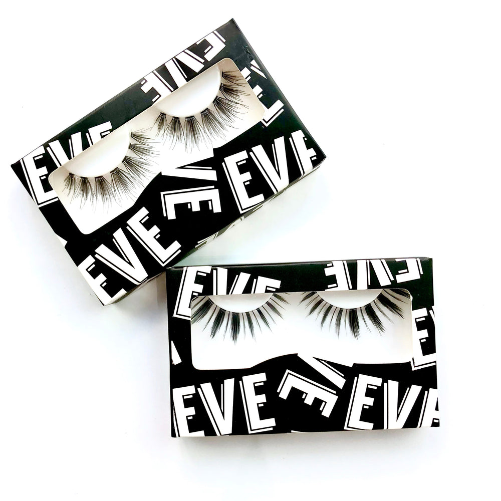 x2 Bundle Pack: Becks & Yuki Lashes