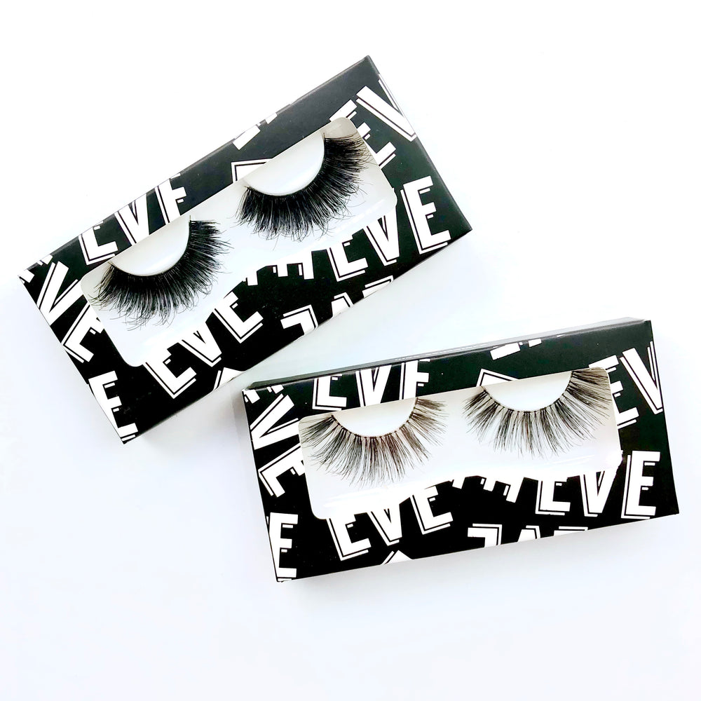x2 Bundle Pack: Rach & Tori Lashes