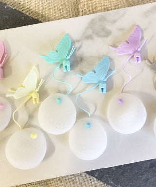 Silicone Butterfly Tea Infuser 可重用蝴碟矽膠茶包