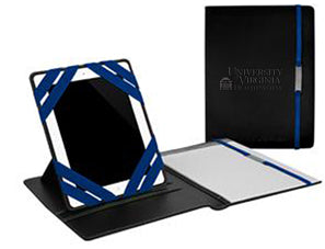 UVA Health System Tablet Padfolio Stand