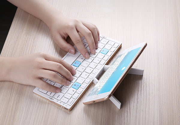 Mini Fordable Keyboard for Phones/Tablets