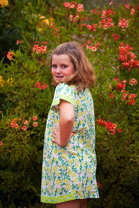 Free Spirit Tunic in Green - Tomato Superstar