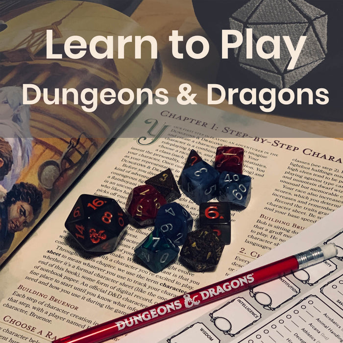 Class | D&D Learn to Play - Last Saturday Monthly