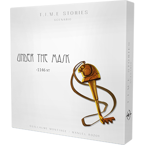 T.I.M.E. Stories Expansion : Under the Mask