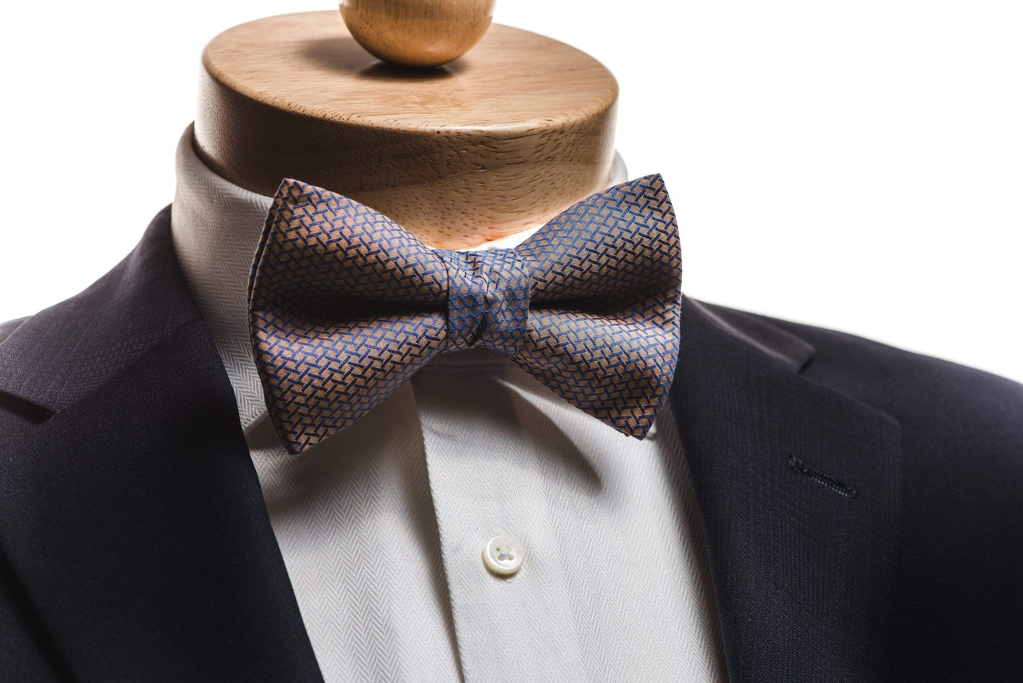 How Is A Handmade Bespoke Bowtie Crafted?