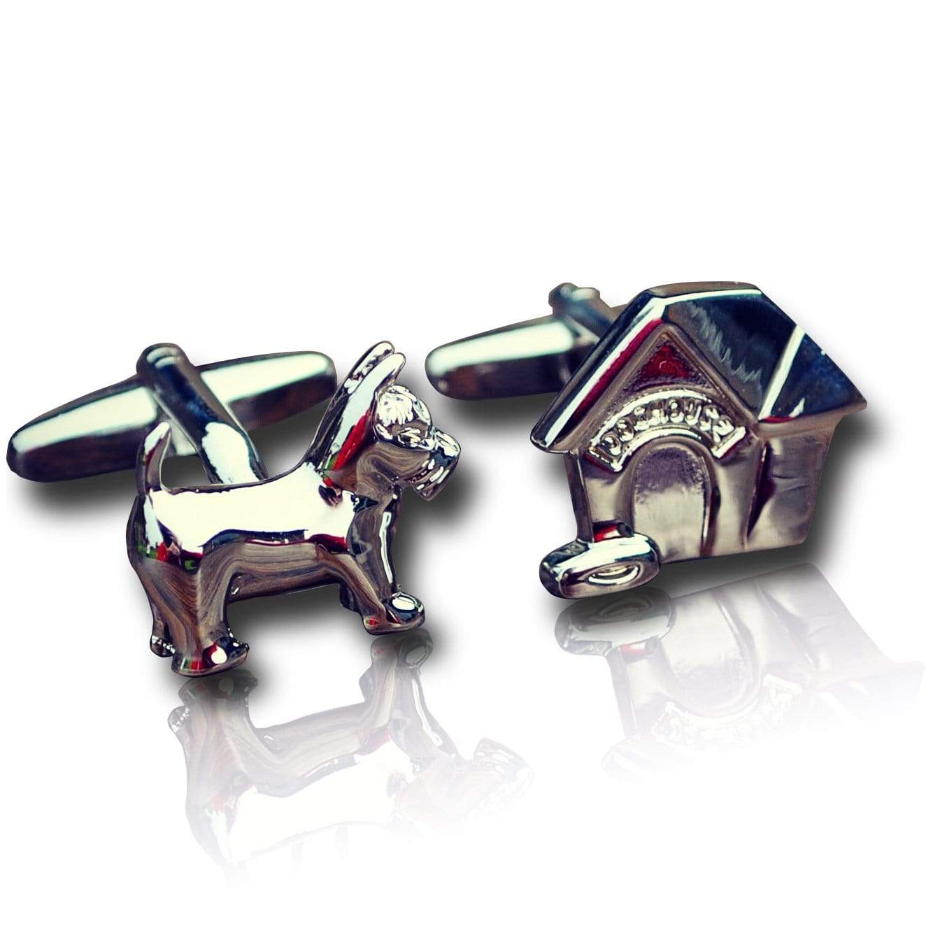 Men's Cufflinks | Lingo Luxe The Best Friend-Lingo Luxe Bespoke