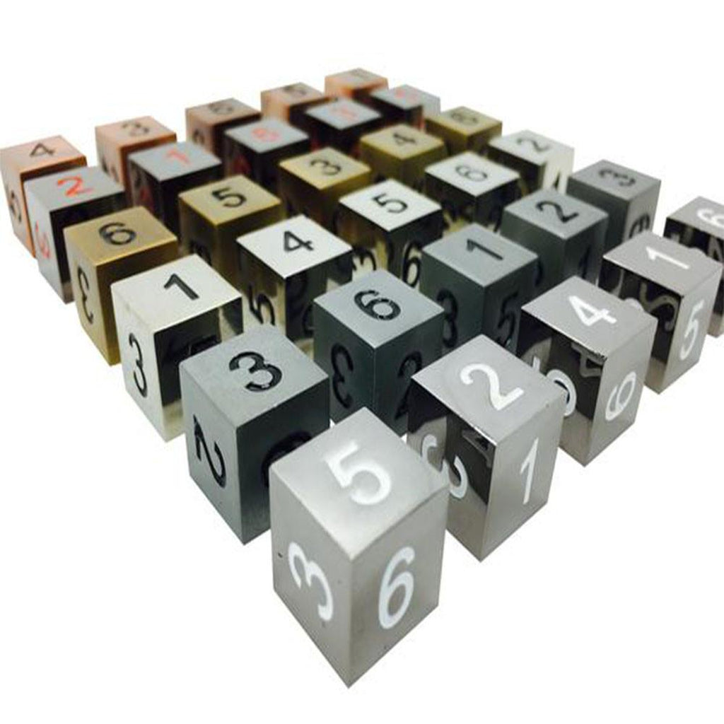 D6 Dice Commander Pack