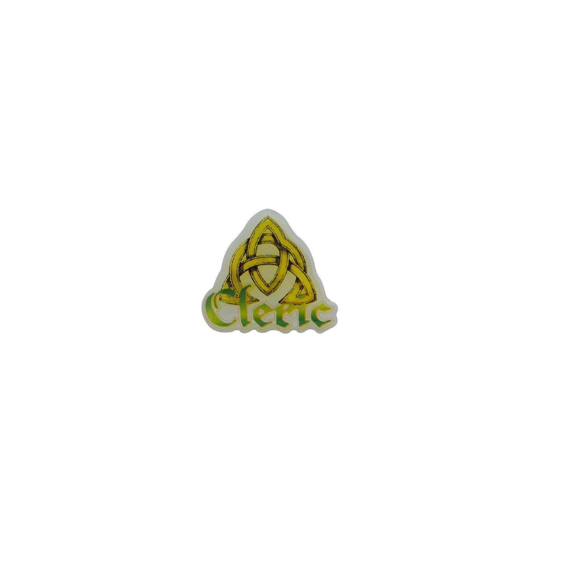 Cleric – Adventure Pin Metal by Norse Foundry Cleric-Pins-Norse Foundry-DND Dice-Polyhedral Dice-D20-Metal Dice-Precision Dice-Luxury Dice-Dungeons and Dragons-D&D-