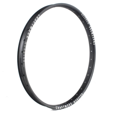 Craftworx | Monster | Disc | 27.5 Plus | 624g | INT 45.0mm | EXT 49.0mm | Black