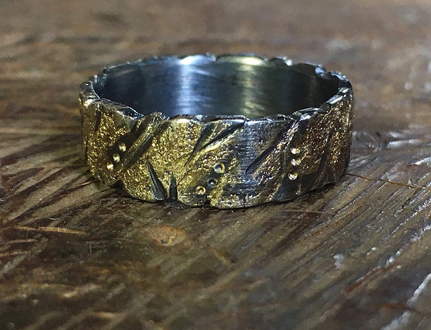 GOLDEN TERRAIN RING