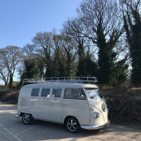 1967 11 Window Split Screen VW Camper