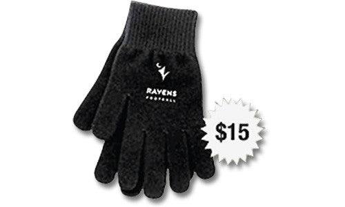 Carleton Ravens Touchtone Gloves
