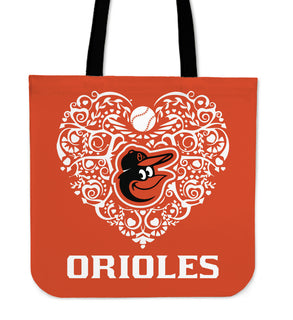 RH Baltimore Orioles Tote Bag For Women - Best Funny Store