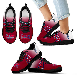 Special Unofficial Los Angeles Angels Sneakers