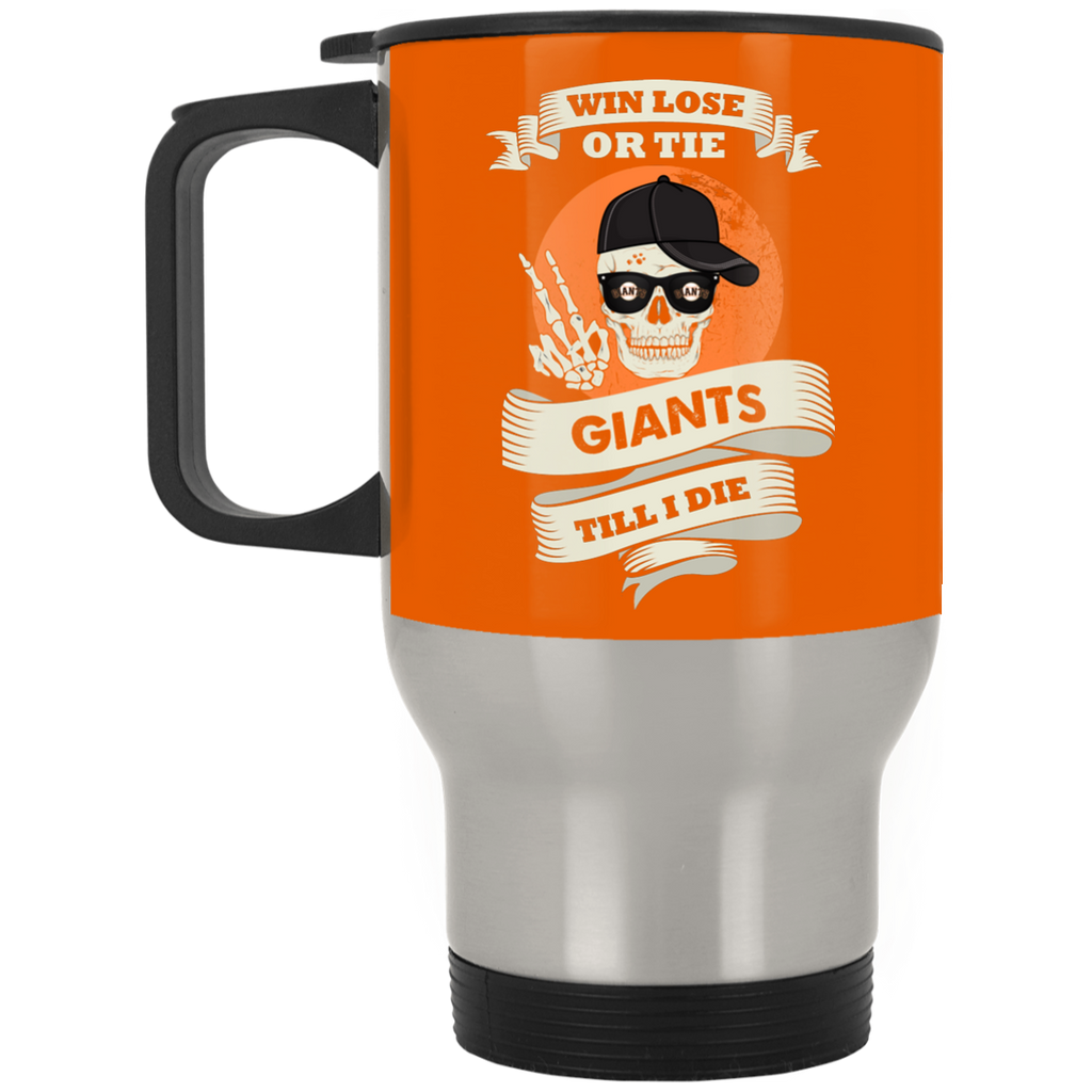 Skull Say Hi San Francisco Giants Mugs