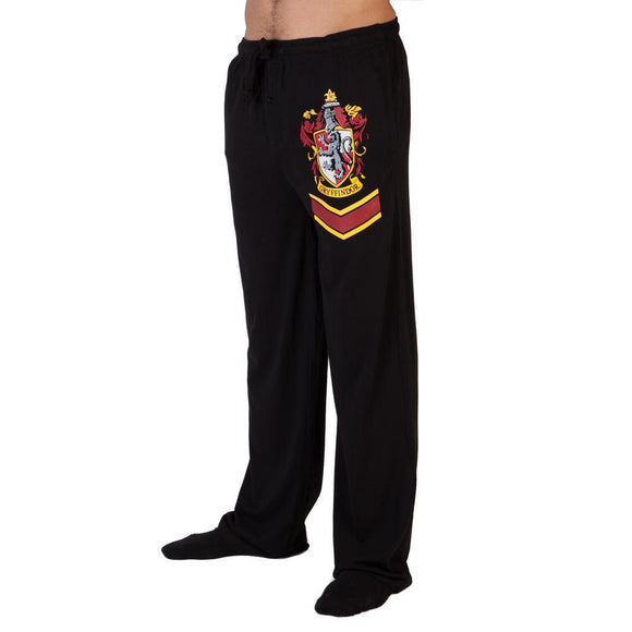 Harry Potter Black Gryffindor Sleep Pants