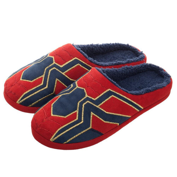 Avengers Iron Spider Man Slippers