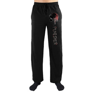 The Punisher Gray Skull Men's Lounge Pants
