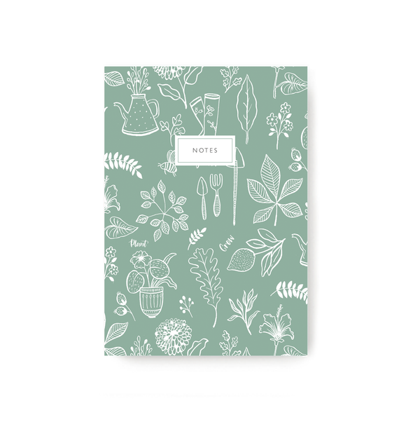 Flourish Notebook - TheInkBucketstore