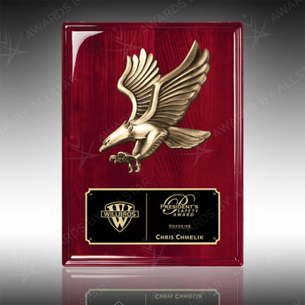 Liberty Eagle Plaque