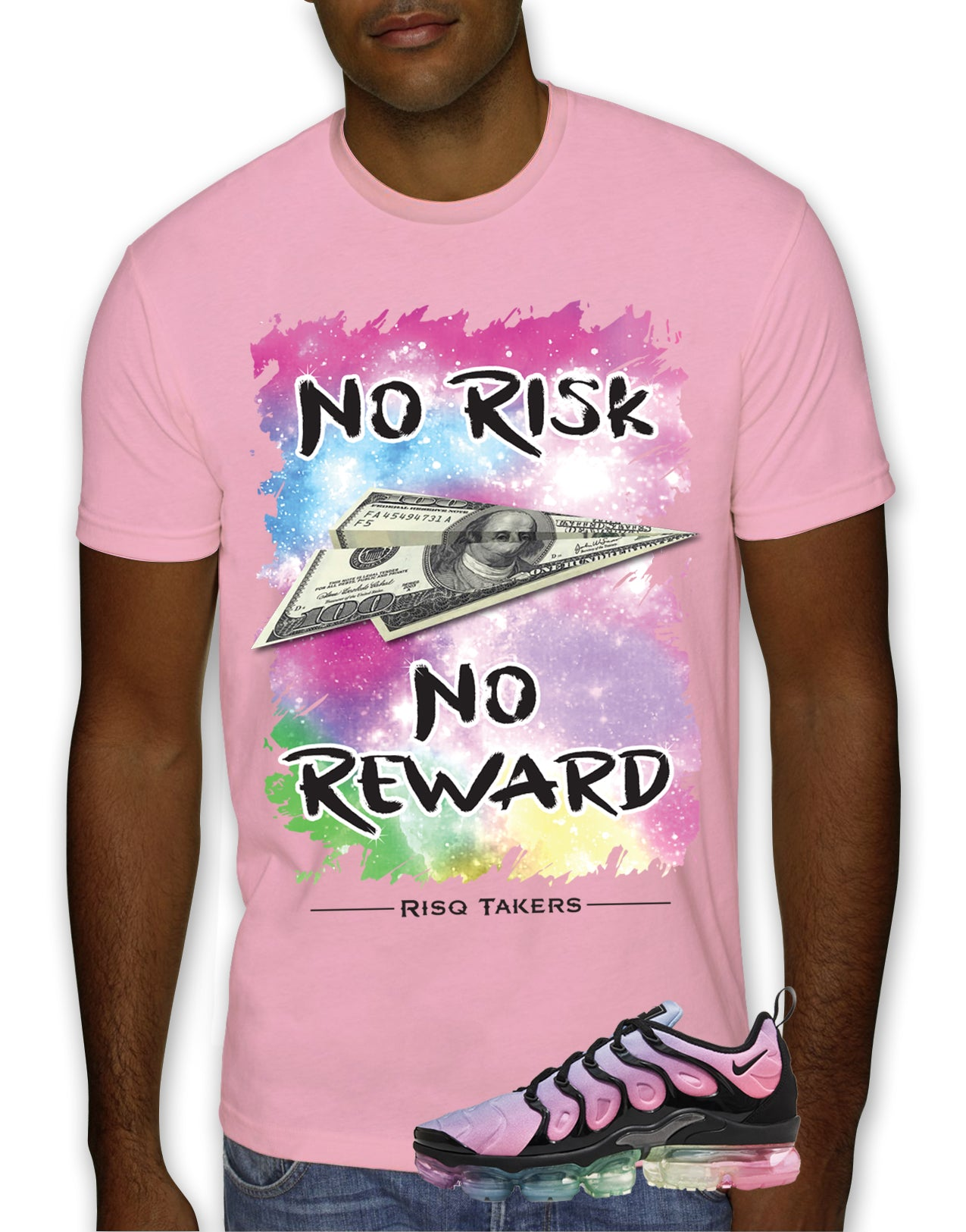 NO RISK NO REWARD