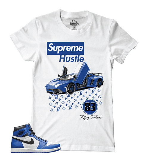 SUPREME HUSTLE