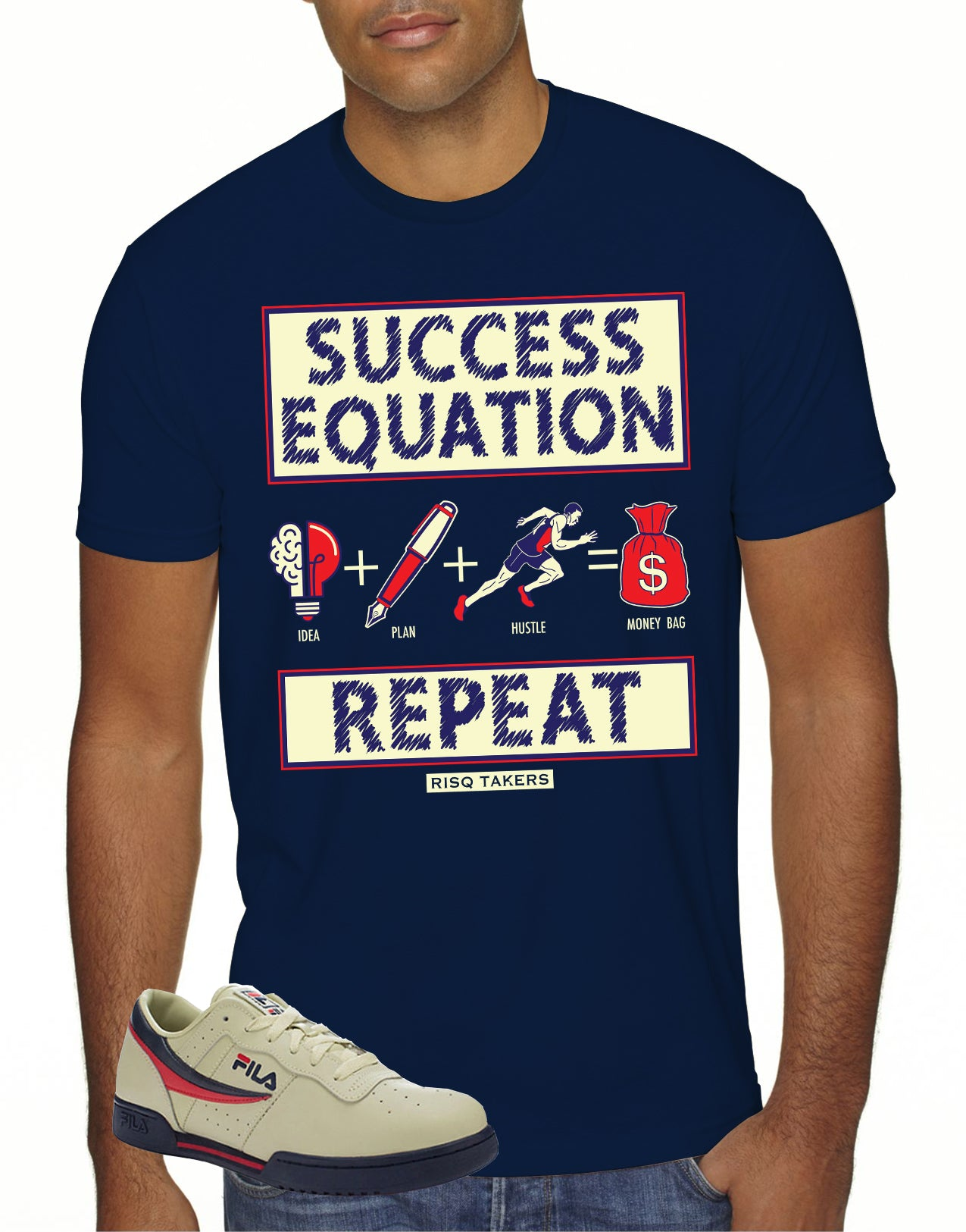 SUCCESS EQUATION