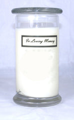 In Memory Pet Candle Template 6