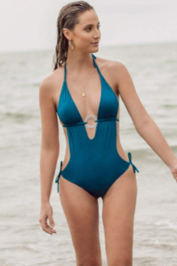 Nina Emerald One Piece
